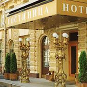 Гостиницы Досчатого