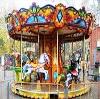 Парки культуры и отдыха в Досчатом