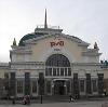 Железнодорожные вокзалы в Досчатом
