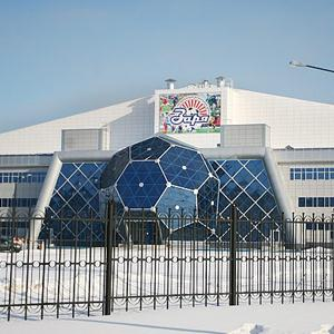 Спортивные комплексы Досчатого