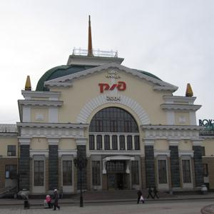Железнодорожные вокзалы Досчатого